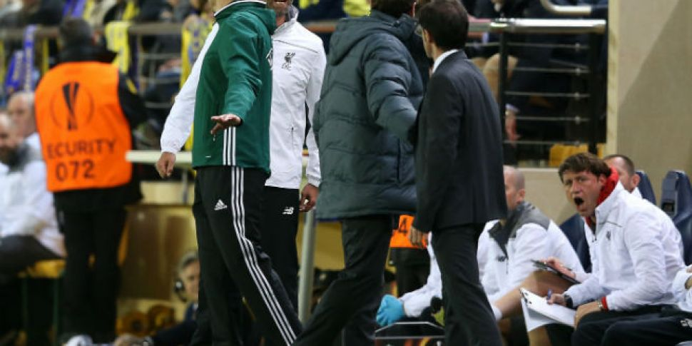 Villarreal strike late to snat...
