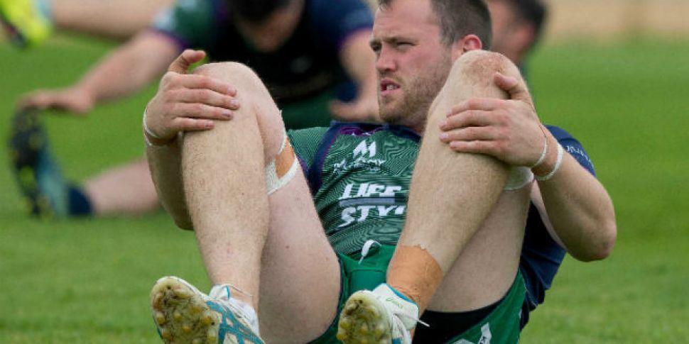 Eoin McKeon returns to Connach...