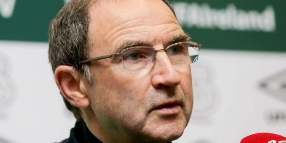 WATCH: Martin O'Neill admi...