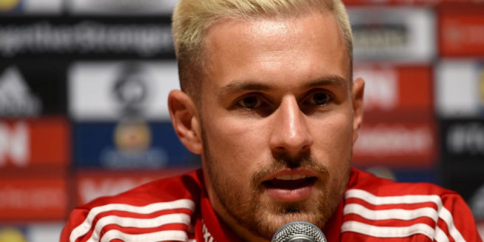Aaron Ramsey is adamant that W...