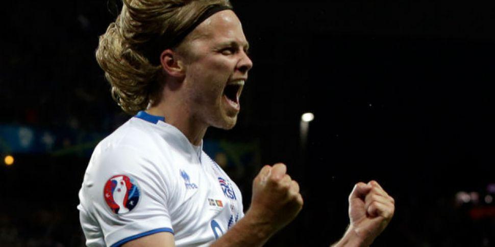 Iceland make their European Ch...