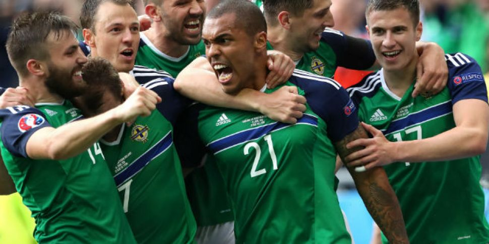 Northern Ireland hoping to ups...