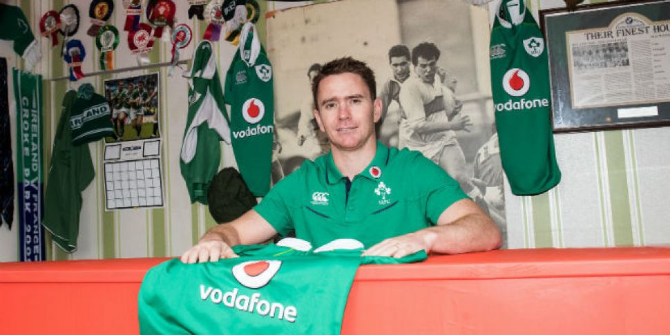 Eoin Reddan: Irish rugby does...