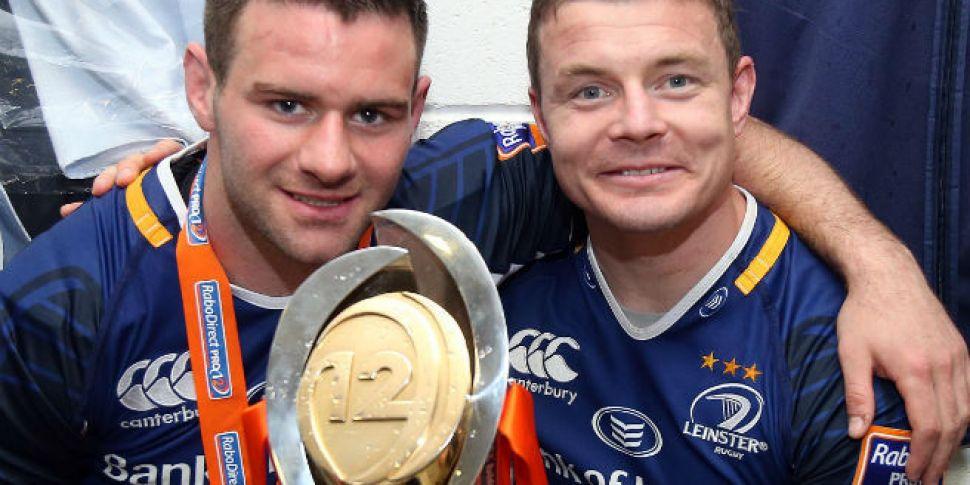 Fergus McFadden and Brian O...