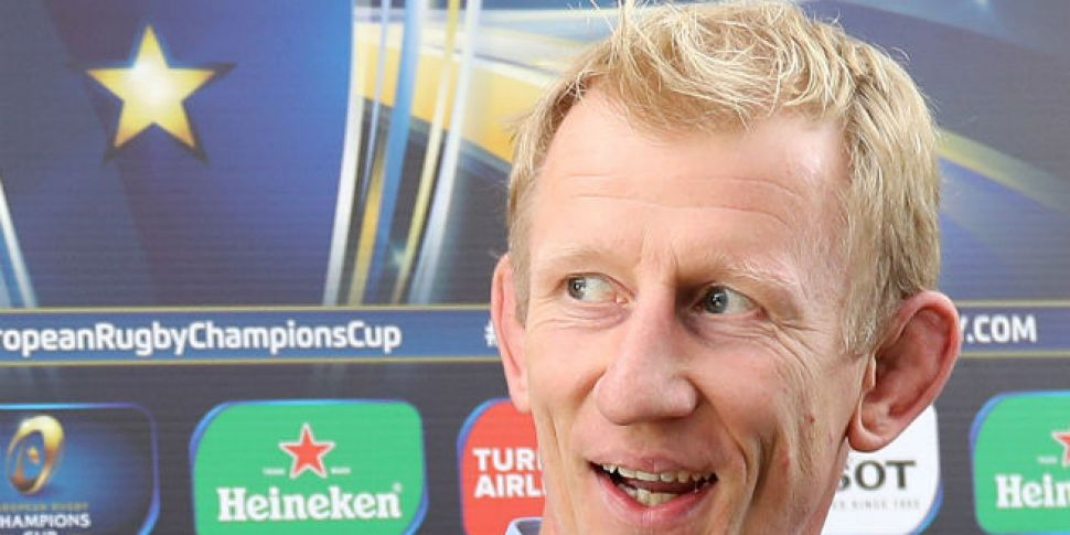 Leo Cullen pleased but admits...