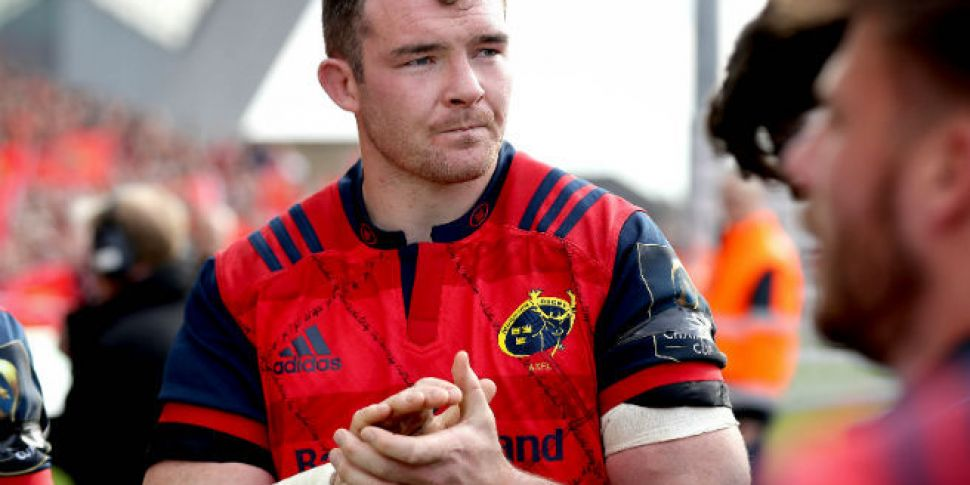 Peter O'Mahony: We wanted...
