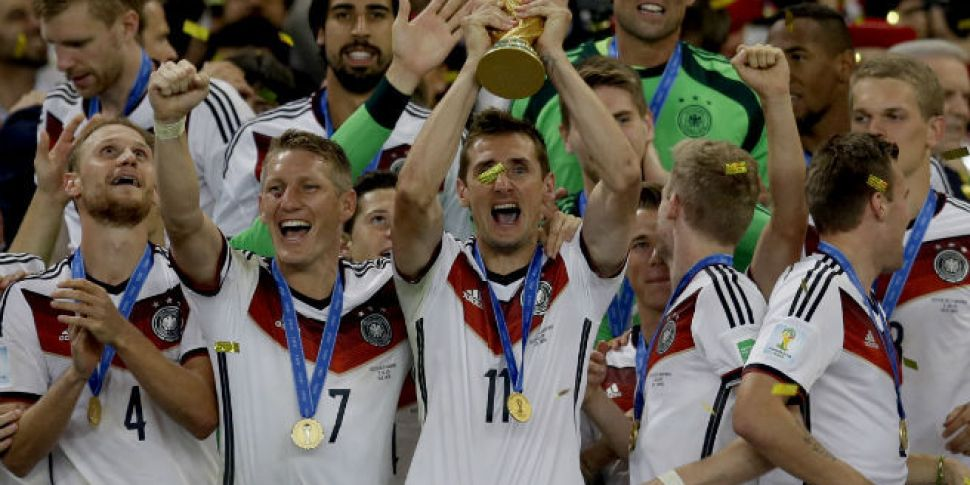 World Cup winner and German fo...