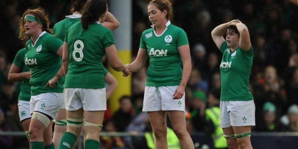 Ireland narrowly beaten by Eng...