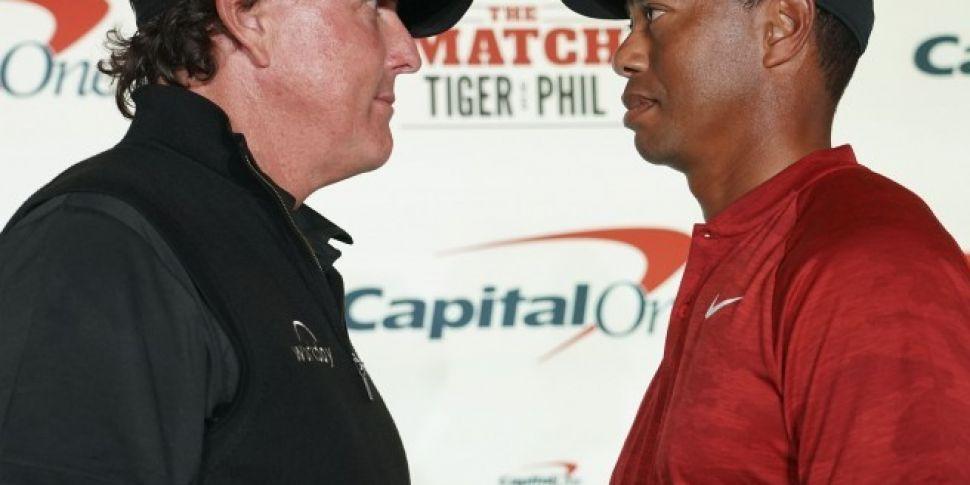 Tiger V Phil - Does Anyone Rea...