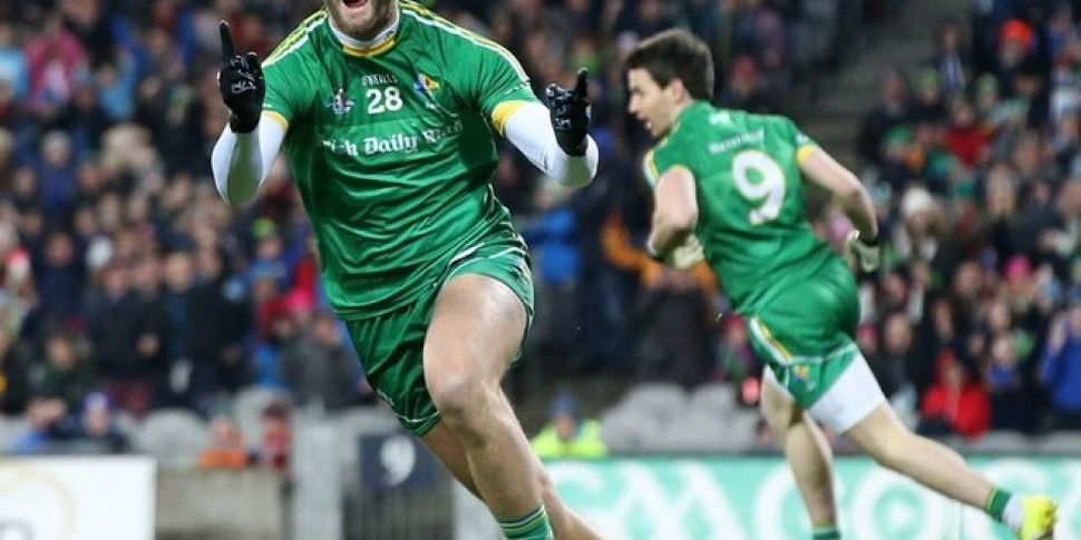 TWEETS: Irish players celebrat...