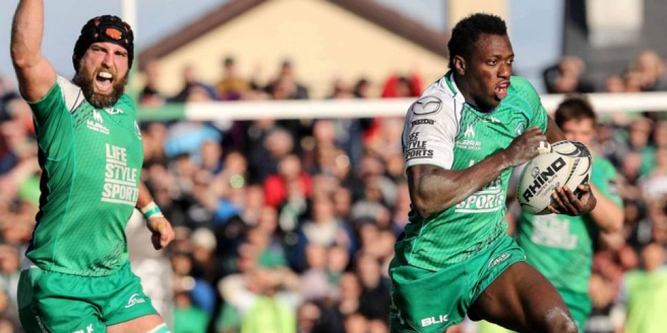 GALLERY: Connacht's remark...