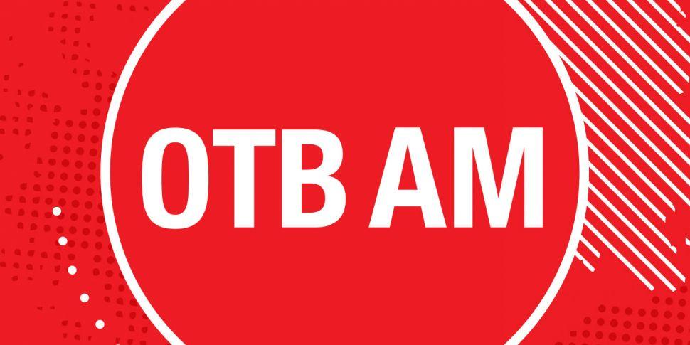 OTB AM - Tommy Walsh in studio...