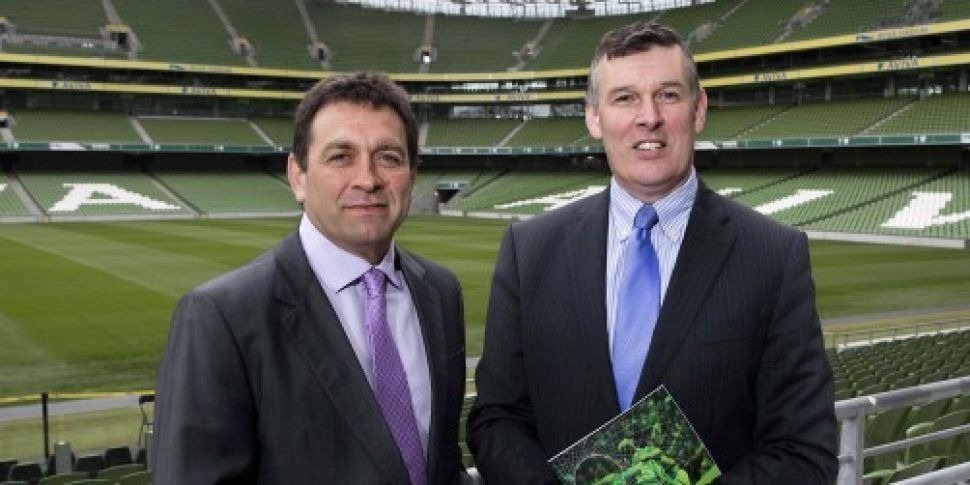 Does Irish Rugby really have a...