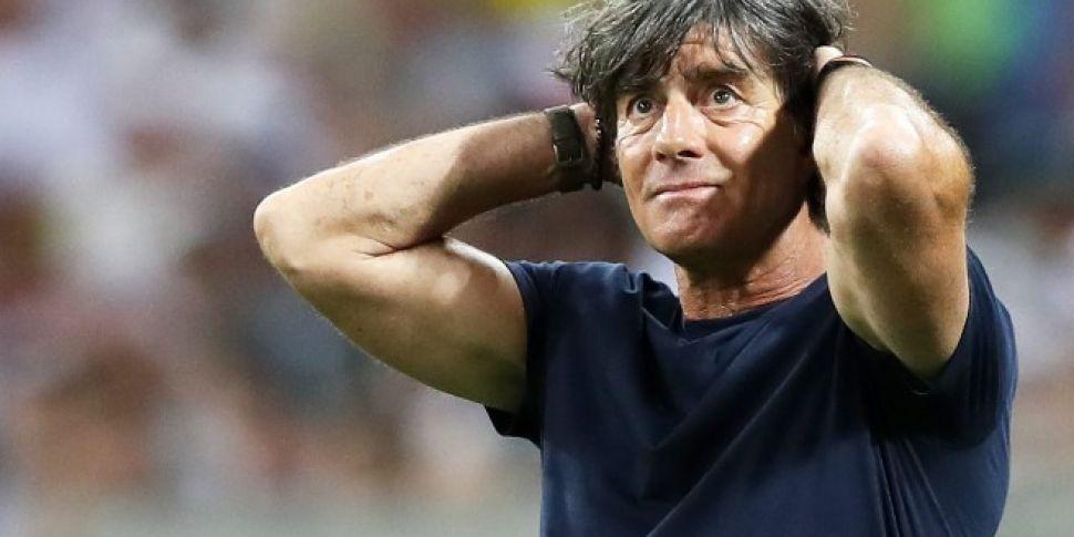 Kevin Kilbane reckons Germany...