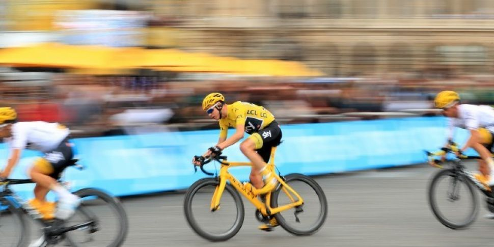 WATCH | OTB AM | Froome cleare...
