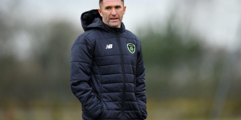 'We're talking to Robbie Keane...