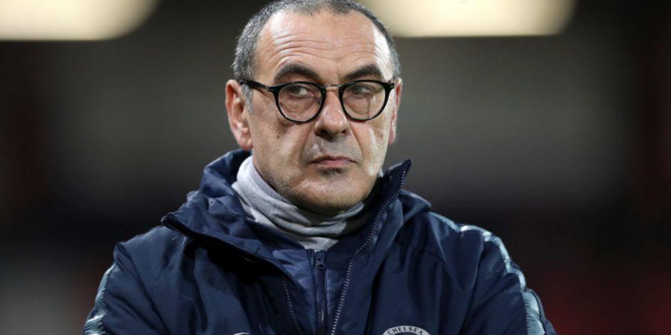 Should Chelsea axe Maurizio Sa...