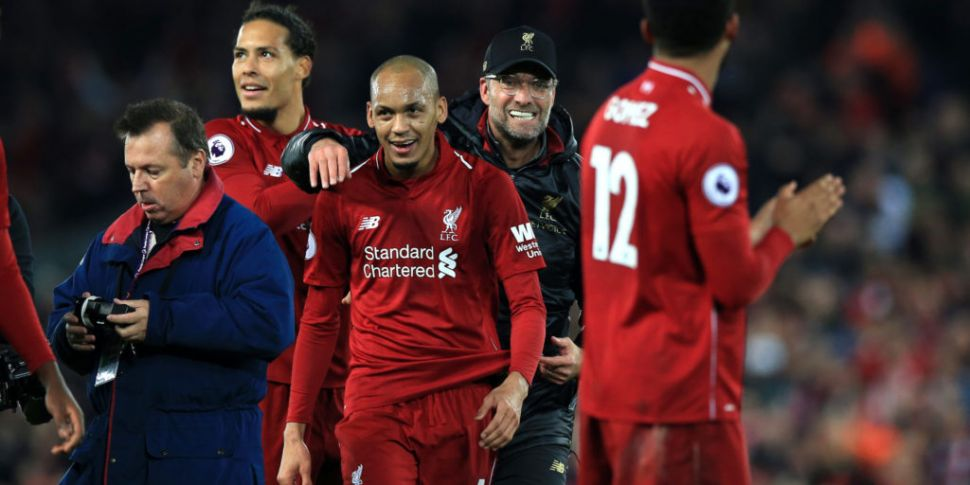Fabinho injured, team out of f...