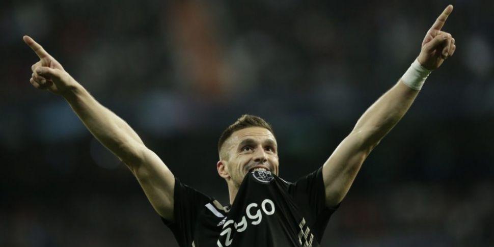 Shockwaves as Ajax stun Real M...