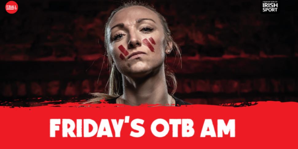 Friday's OTB AM | Arsenal star...