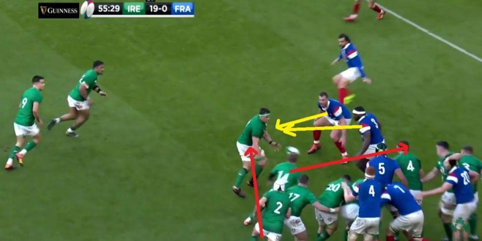 WATCH: The Tight 5   Irish dec...