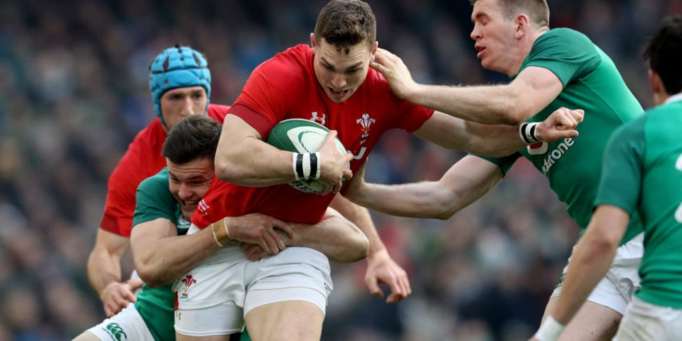 George North ruled out of Lion...