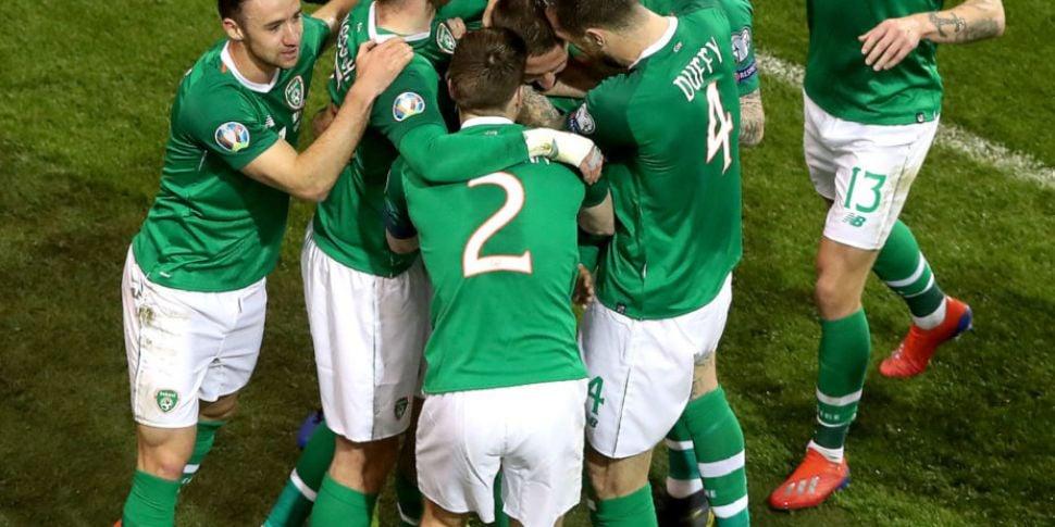 Player Ratings: Ireland 1-0 Ge...