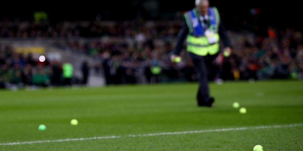 UEFA: Ireland face 'disciplina...