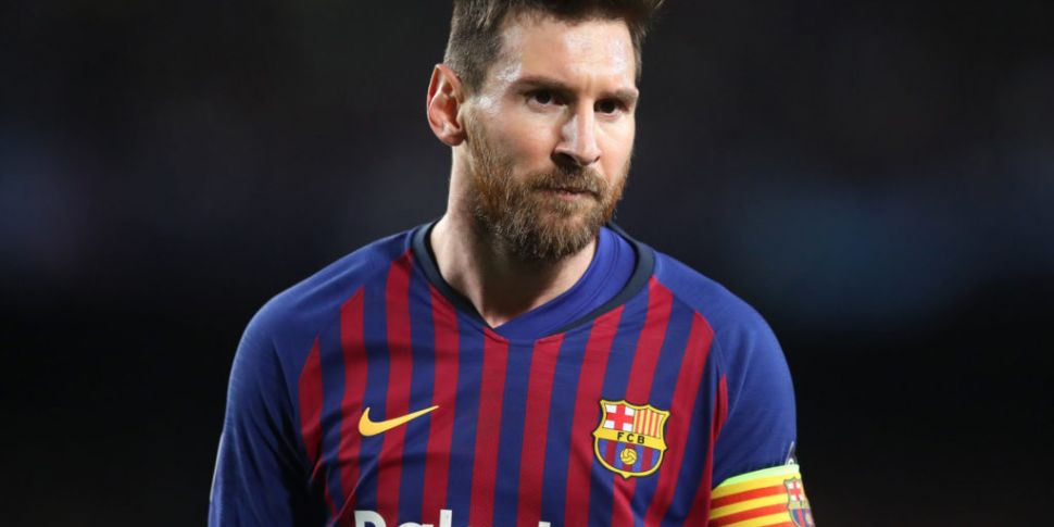 REPORTS: Is Messi reportedly a...