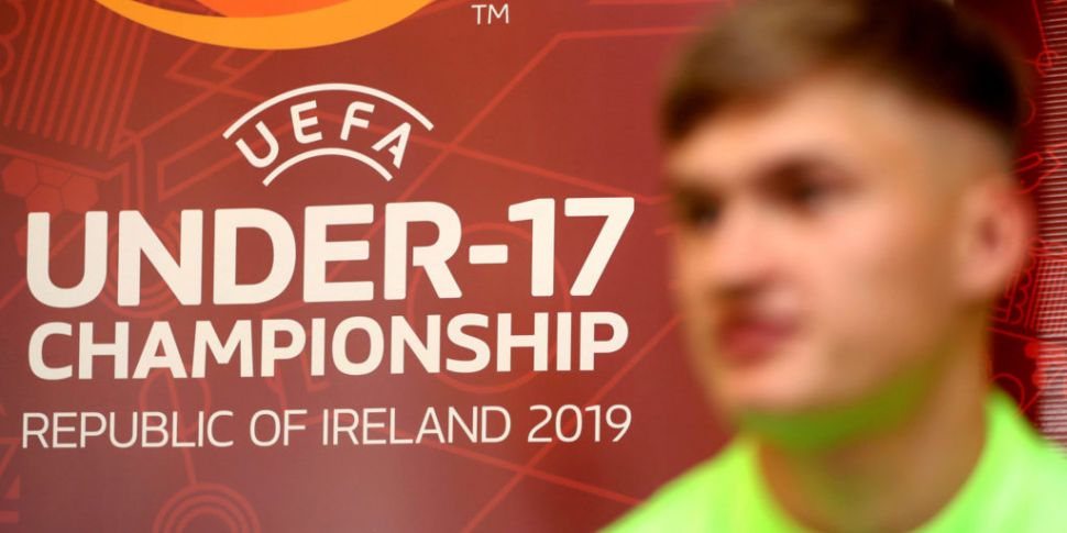 Irish Under 17s ready to host...