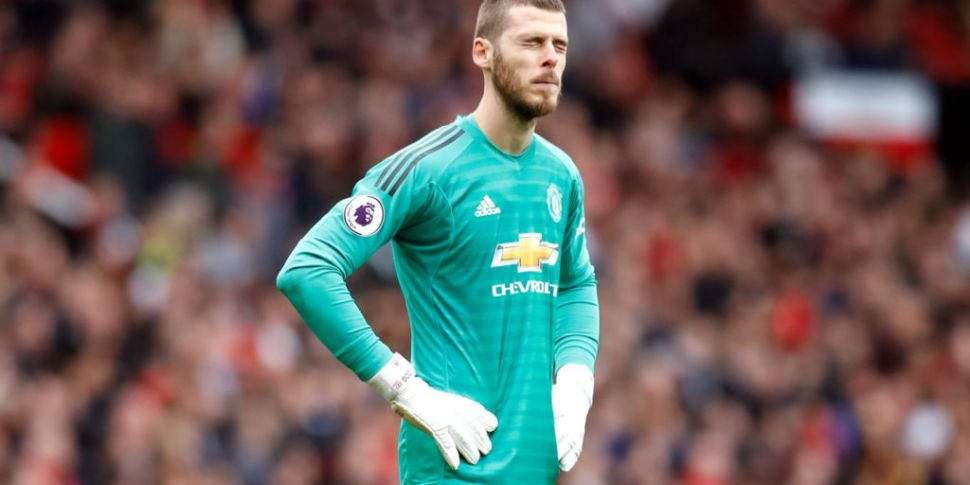 De Gea to start against Hudder...