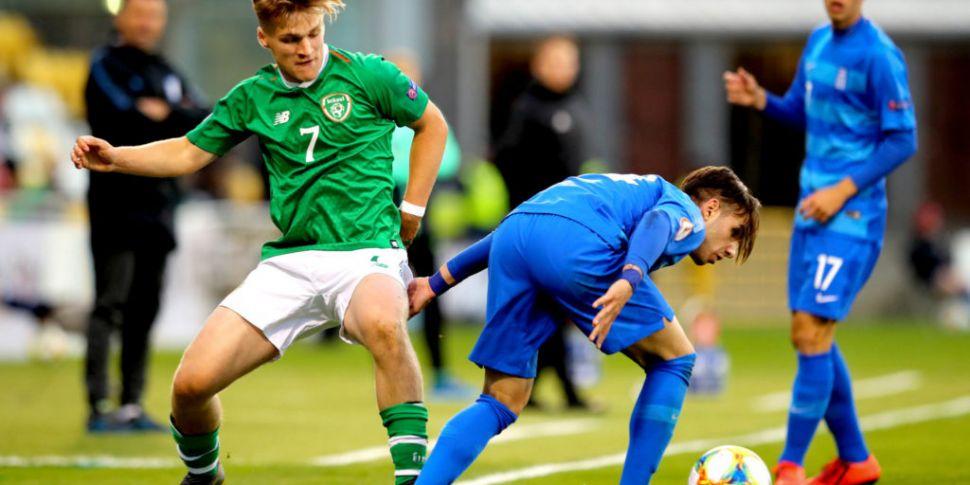 U17 Euros: Ireland denied by c...
