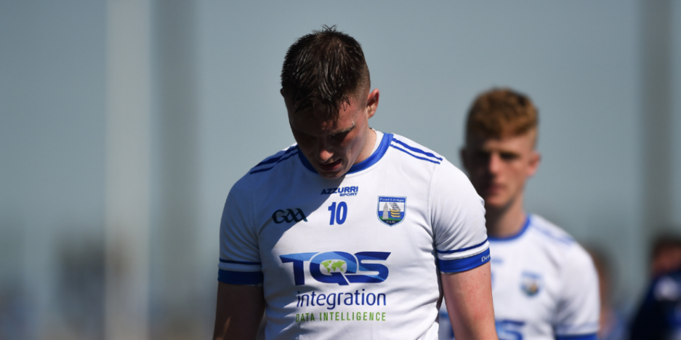 Waterford have learned a great...