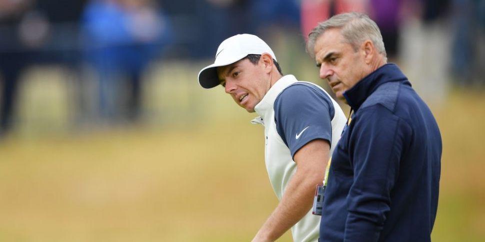 Paul McGinley - US PGA Preview...