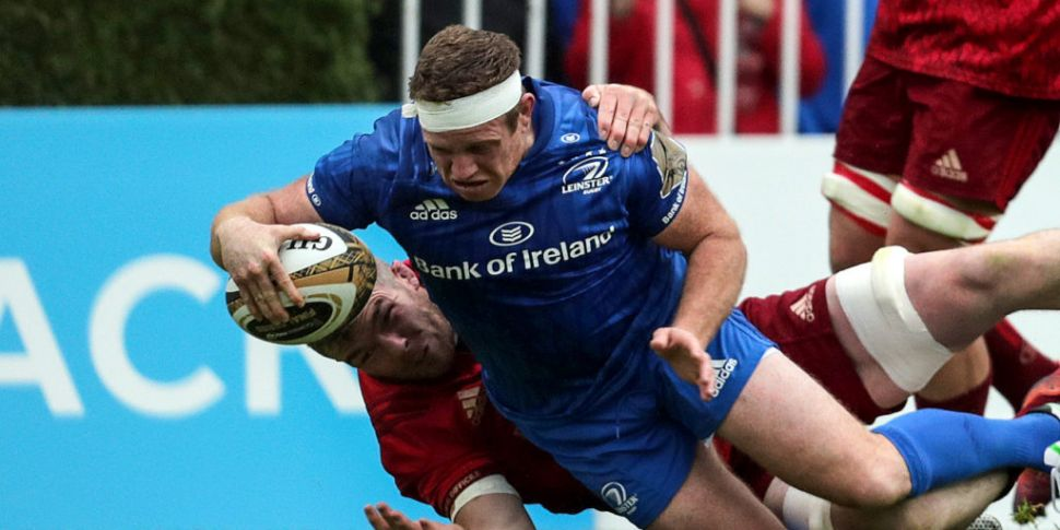 Leinster down Munster to make...