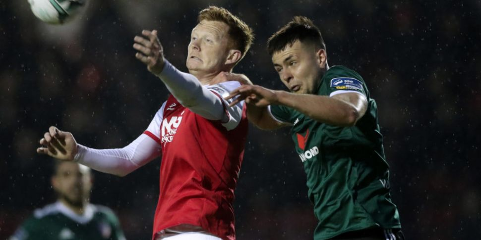 St Patrick's Athletic set to e...