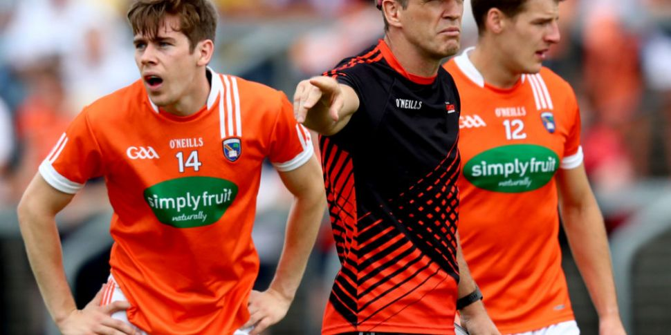 Kernan backs Armagh to beat Ca...