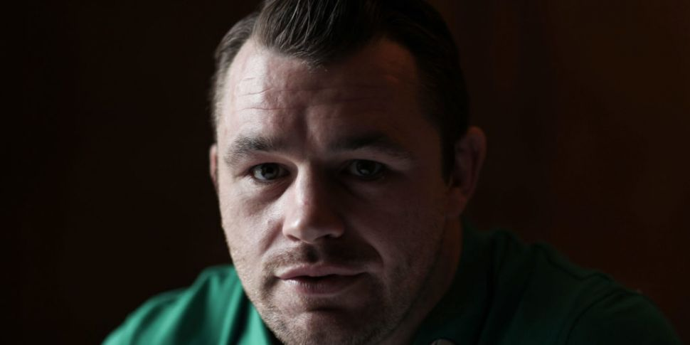 Cian Healy excited about 'next...