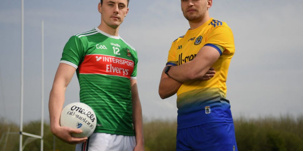 Mayo make three changes for Co...