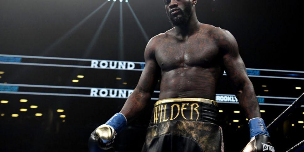 Wilder announces next fight
