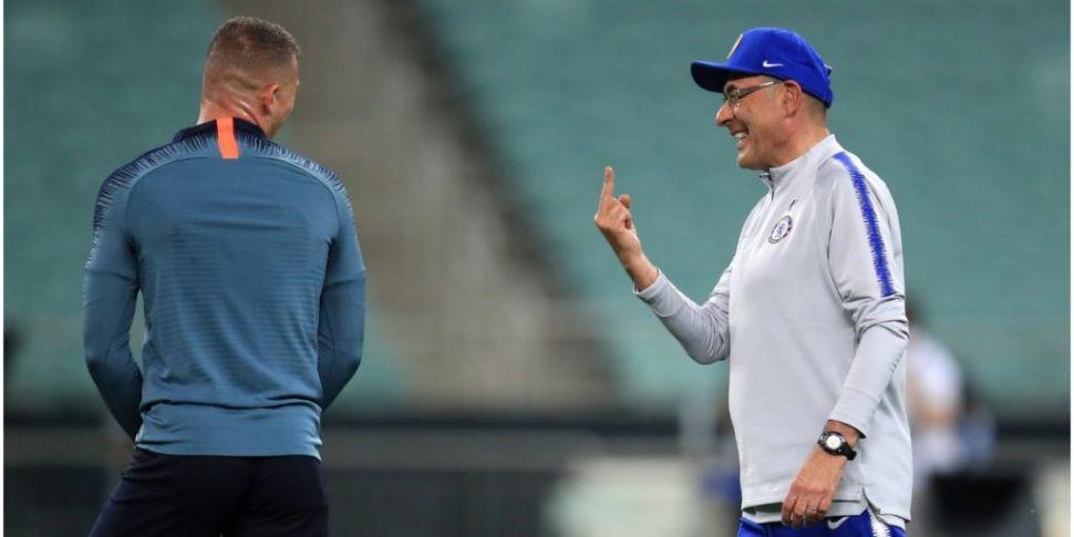 Gary Breen | Training ground b...