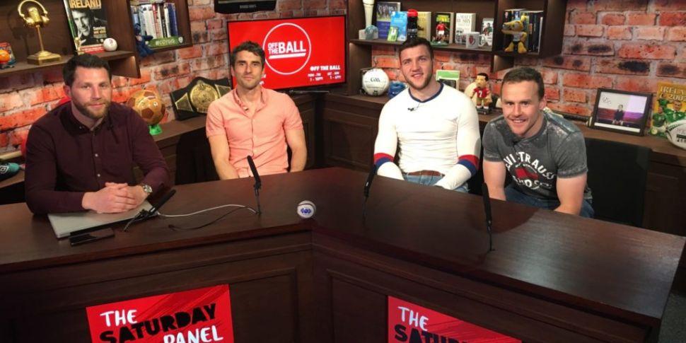 The Saturday Panel: Andy Moran...