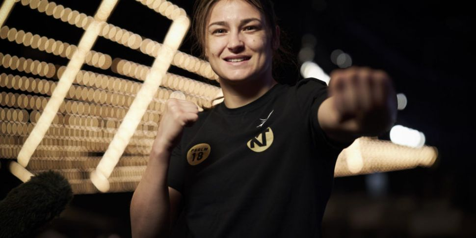 Katie Taylor and the 'Road to...