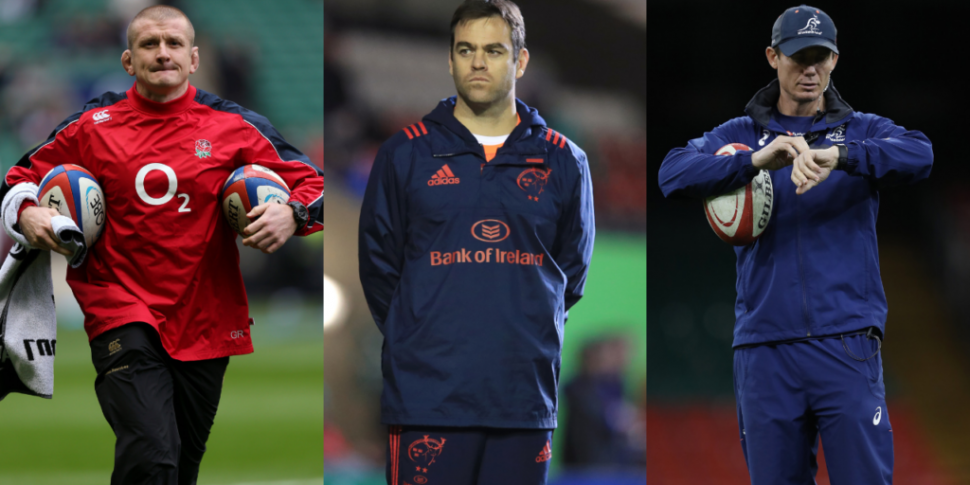 Munster's foreign legion may f...