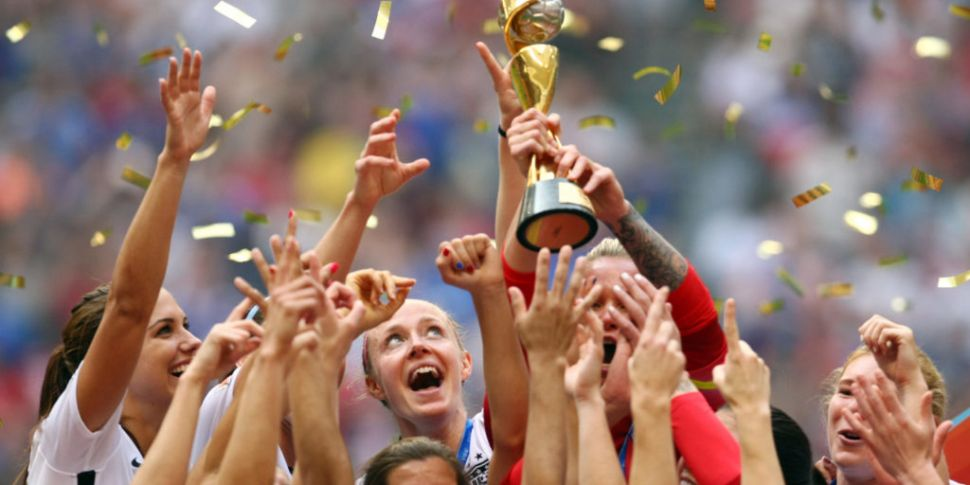 2019 FIFA Women's World Cup co...