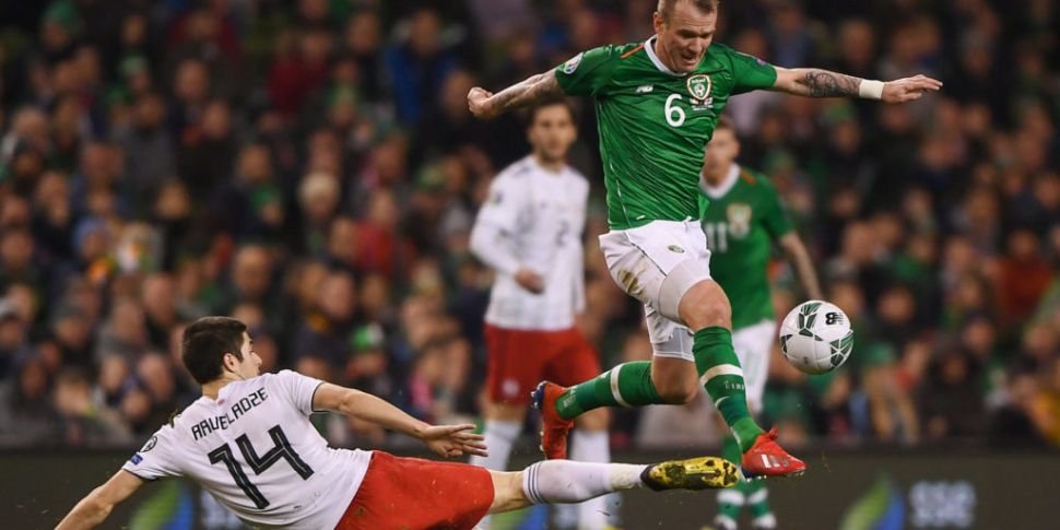 Glenn Whelan hoping to 'get th...