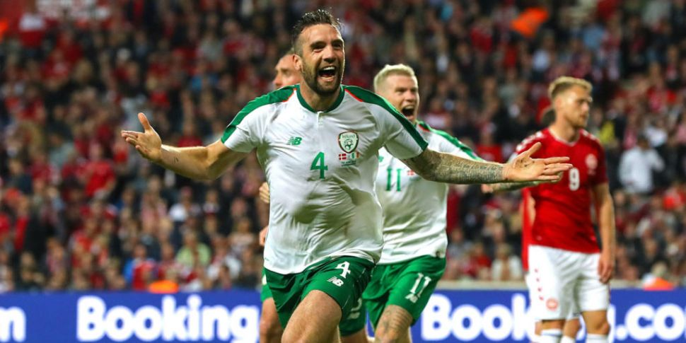 Shane Duffy powers Ireland to...