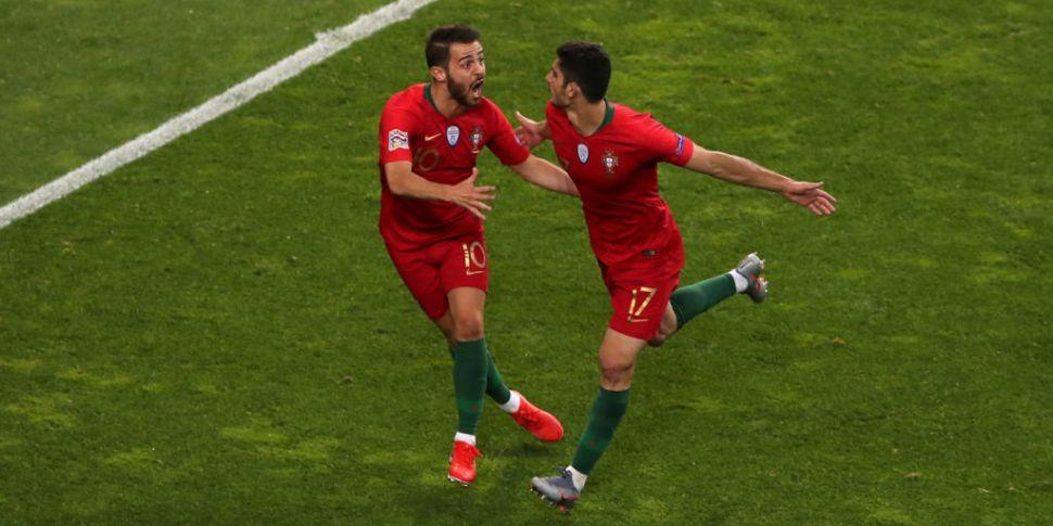 Impressive Portugal win Nation...