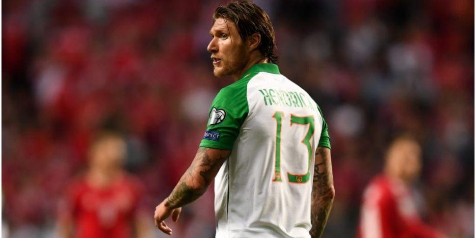 Kilbane: Irish midfield disapp...