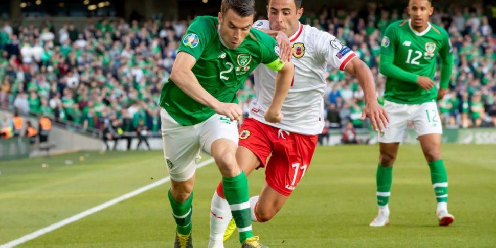 Player Ratings: Ireland vs Gib...